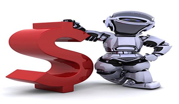robô milionário por dentro